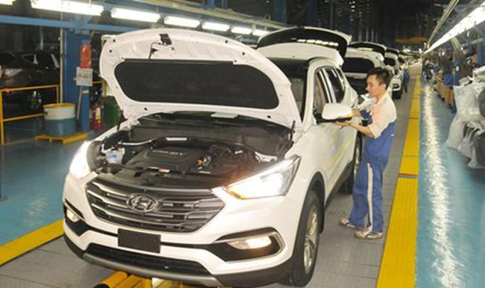 Kiến nghị giảm thuế để giảm giá ôtô - Ảnh 1.