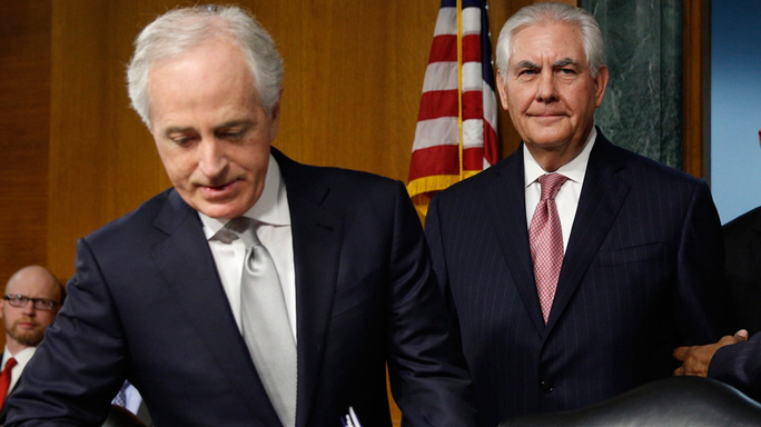 Cuộc khủng hoảng Qatar: Mỹ ngưng bán vũ khí cho vùng Vịnh? - Ảnh 1.