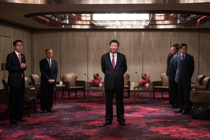 Ông Tập Cận Bình mắc kẹt với Triều Tiên - Ảnh 1.