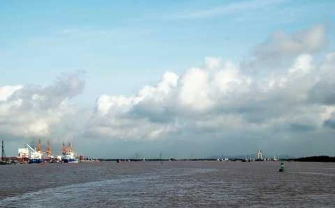 Cuộc vây bắt tướng cướp ở Hải Phòng trên sông Bạch Đằng - Ảnh 1.
