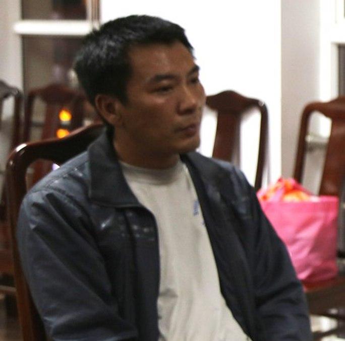 Giết người ra đầu thú sau 14 năm lẩn trốn ở Lào - Ảnh 1.