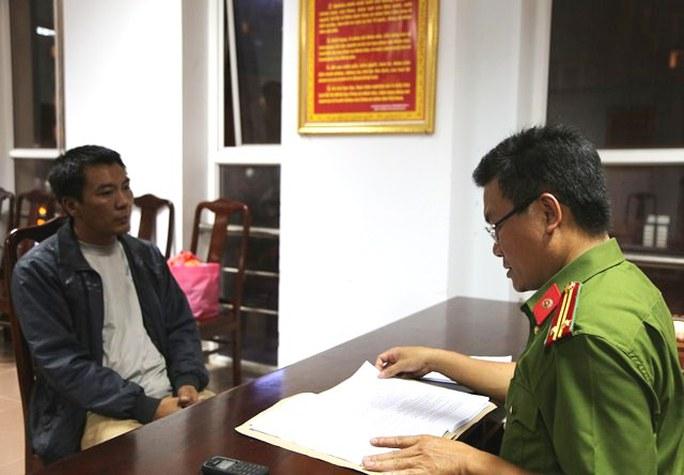Giết người ra đầu thú sau 14 năm lẩn trốn ở Lào - Ảnh 2.