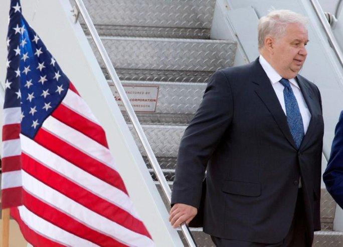 Nga thay đại sứ tại Mỹ - Ảnh 1.