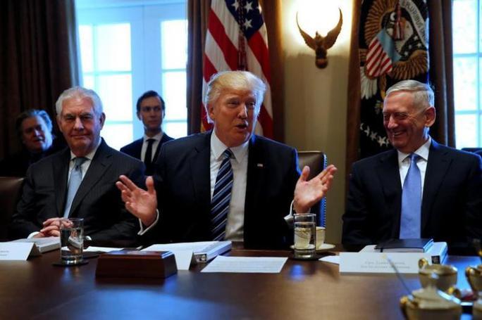Ngoại trưởng Mỹ có thể từ chức vì quá nản - Ảnh 2.