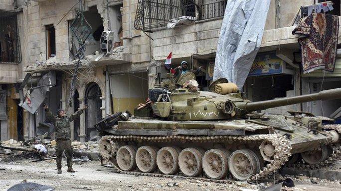 Mỹ muốn Nga cảnh giới ở Syria? - Ảnh 1.