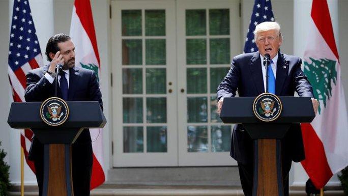 Tổng thống Donald Trump không bỏ qua cho ông Assad - Ảnh 1.