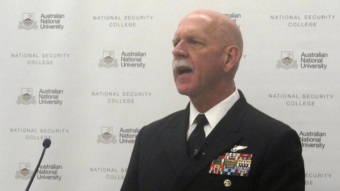 Đô đốc Mỹ sẵn sàng tấn công hạt nhân Trung Quốc theo lệnh ông Donald Trump - Ảnh 1.