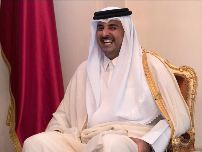Bất chấp cô lập, Qatar chi mạnh mua tàu hải quân Ý - Ảnh 1.