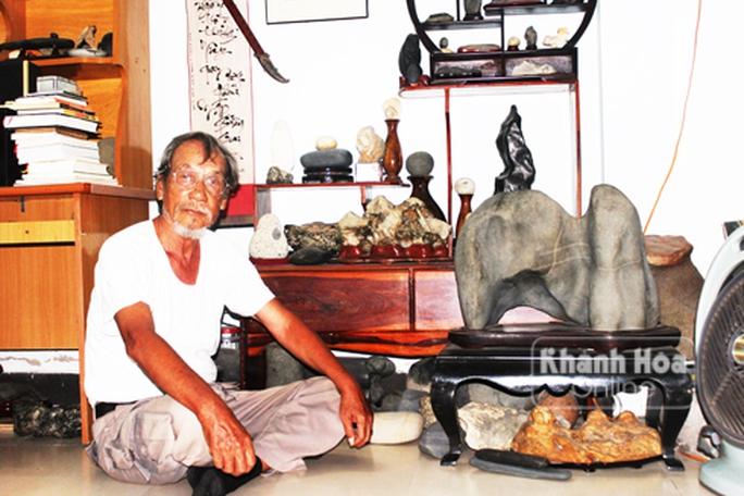 Sức hút ghê người từ những viên đá cảnh ở Khánh Hòa - Ảnh 2.
