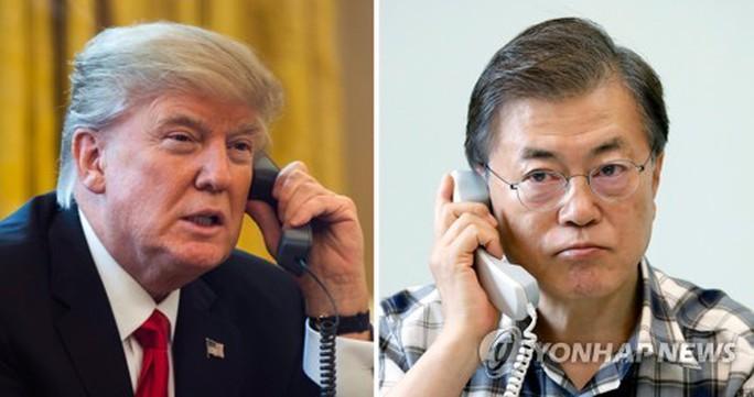 Truyền thông Trung Quốc nói Mỹ kiêu ngạo về vấn đề Triều Tiên - Ảnh 1.