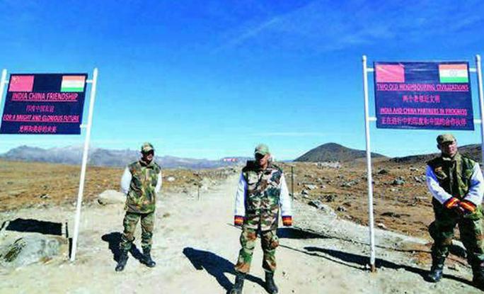 Binh sĩ Ấn - Trung xung đột tại biên giới - Ảnh 1.