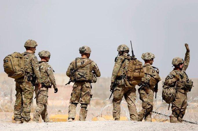 Taliban gửi thư cảnh báo Tổng thống Donald Trump - Ảnh 1.