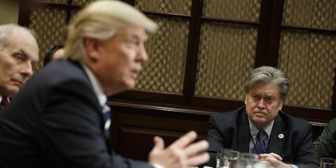 Mỹ đang bị khóa trong chiến tranh kinh tế với Trung Quốc - Ảnh 1.