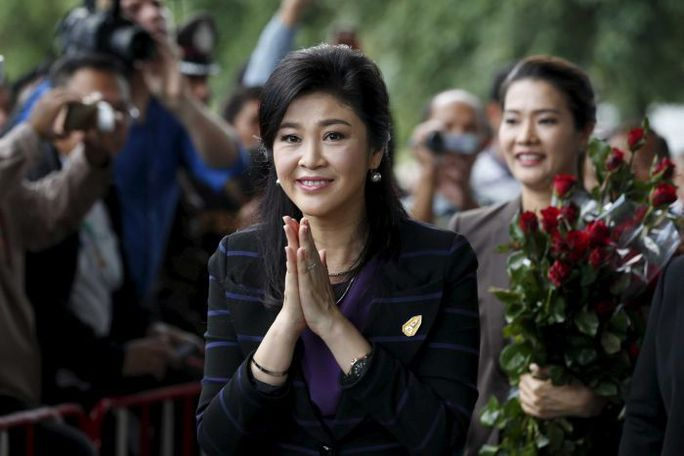 Tiết lộ mới nhất về bà Yingluck từ người nhà Đảng Pheu Thai - Ảnh 1.