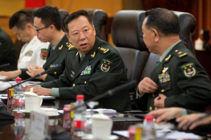 Trung Quốc âm thầm thay Tổng tham mưu trưởng quân đội - Ảnh 1.