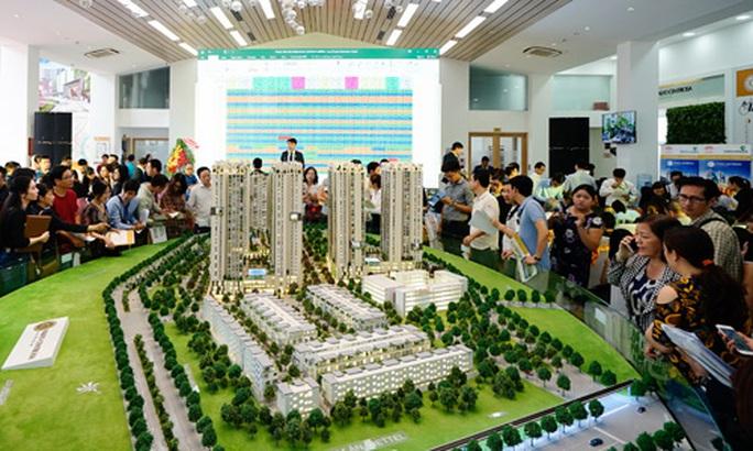 Nhà giàu Sài Gòn chi nửa tỉ đồng mua một chỗ đỗ ôtô - Ảnh 1.