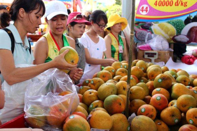 Trung Quốc gom mua 3/4 lượng rau quả Việt Nam - Ảnh 1.