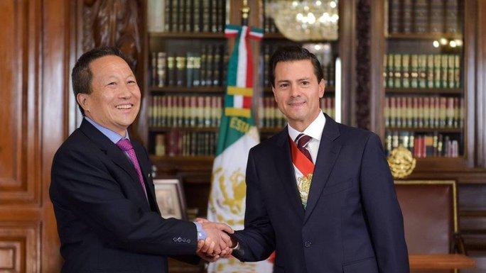 Mexico bất ngờ trục xuất đại sứ Triều Tiên - Ảnh 1.