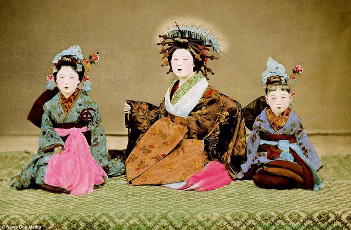 Ám ảnh những góc khuất của các kỹ nữ Nhật Bản xưa - Ảnh 6.