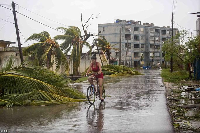 Bão Irma thổi bay nhà tù, hơn 100 tù nhân trốn thoát - Ảnh 8.