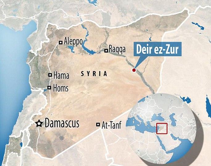 """Nga trút """"cha của các loại bom"""", diệt thủ lĩnh IS? - Ảnh 1."""
