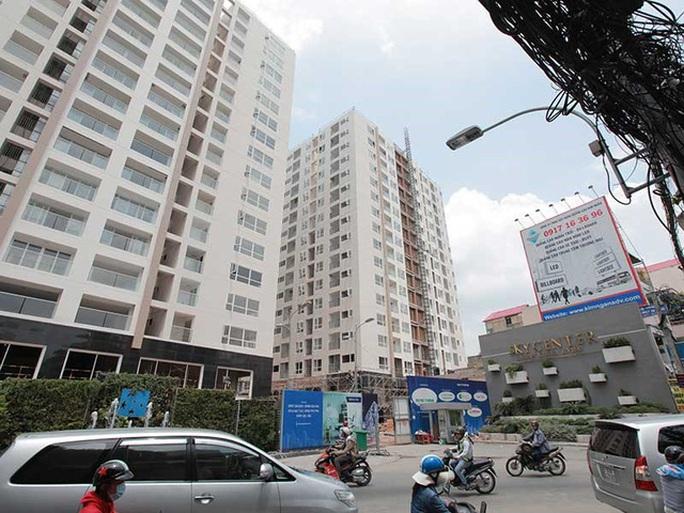 Rà soát khu vực hạn chế xây cao ốc ở TP HCM - Ảnh 1.