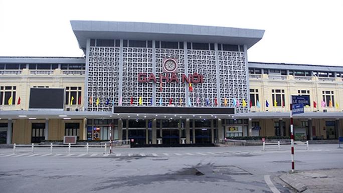 Giám đốc sở lý giải đề xuất xây lại ga Hà Nội cao 40-70 tầng - Ảnh 1.