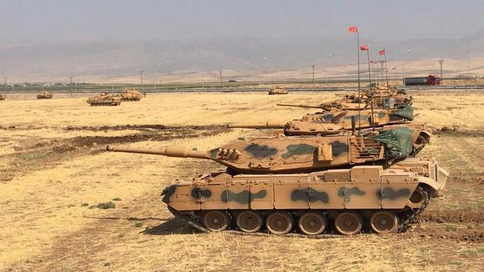 Thổ Nhĩ Kỳ chuẩn bị đưa quân sang Syria và Iraq - Ảnh 1.