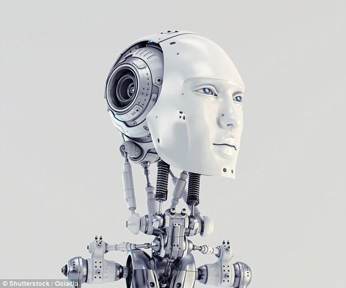 """Ông Putin lo sợ viễn cảnh robot """"ăn con người"""" - Ảnh 1."""