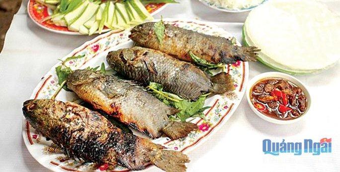 Nhớ đời món cá rô nướng muối ớt - Ảnh 1.