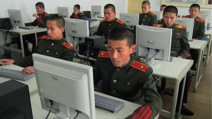 Khả năng tấn công mạng của Triều Tiên là vượt xa tưởng tượng - Ảnh 1.