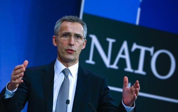 NATO cảnh báo ông Donald Trump hậu quả thảm khốc về Triều Tiên - Ảnh 1.