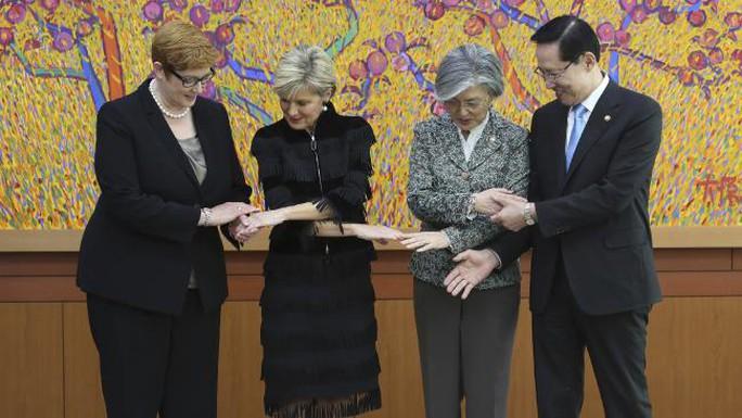 Triều Tiên trút lời sấm sét lên Úc vì vào hùa với Mỹ - Ảnh 1.