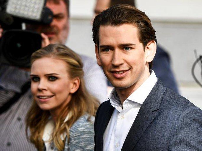Áo sắp có lãnh đạo trẻ nhất thế giới - Ảnh 1.