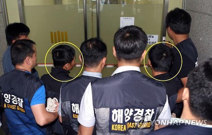 Người Việt giết thuyền trưởng Hàn Quốc lãnh án chung thân - Ảnh 1.