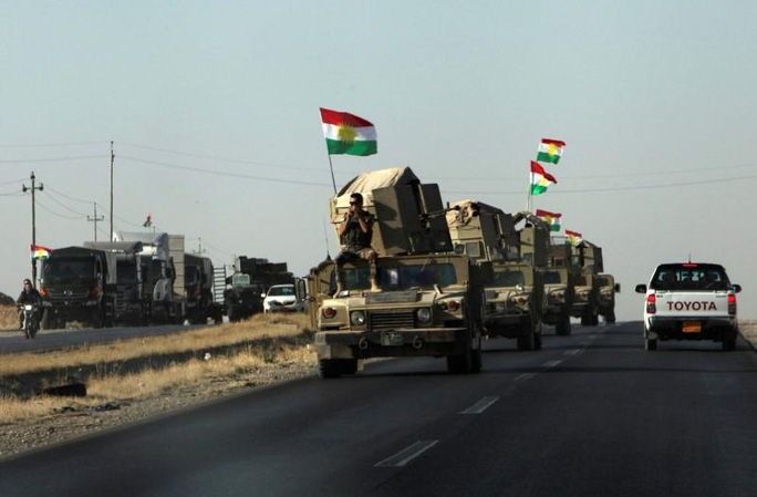 Tướng Iran cảnh báo cứng rắn người Kurd - Ảnh 2.