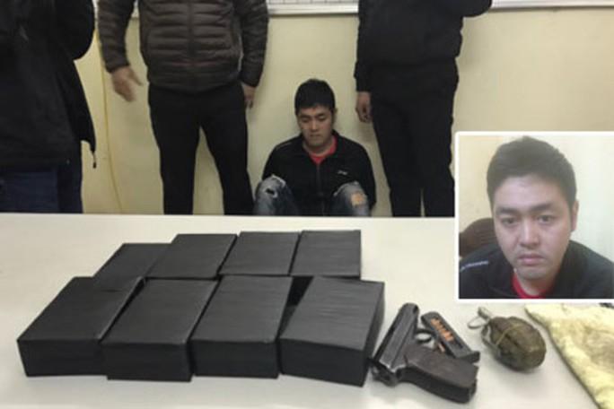 Ám hiệu của nhóm tội phạm vận chuyển hàng có vũ khí nóng - Ảnh 1.