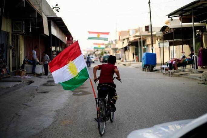 Động thái bất ngờ của người Kurd ở Iraq - Ảnh 1.