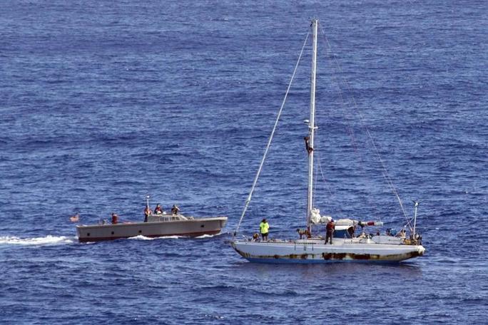 Được cứu sống sau hơn 5 tháng lênh đênh trên biển - Ảnh 2.