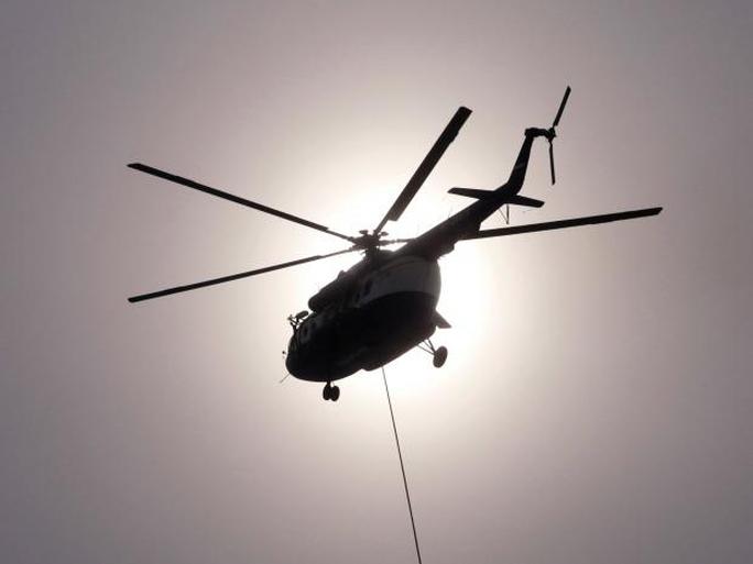 Thêm trực thăng Nga rơi ở Bắc Cực - Ảnh 1.