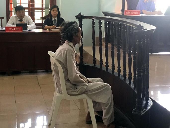Cụ ông 84 tuổi bị chính các con ruột đòi bỏ tù - Ảnh 1.