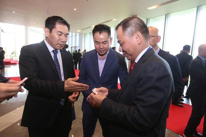 Lãnh đạo doanh nghiệp APEC bắt đầu cuộc đối thoại lịch sử - Ảnh 2.