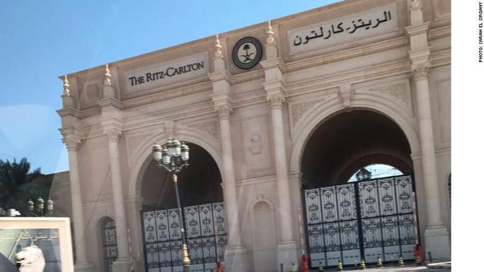 Ả Rập Saudi: Khách sạn 5 sao biến thành nhà giam hoàng tộc? - Ảnh 1.