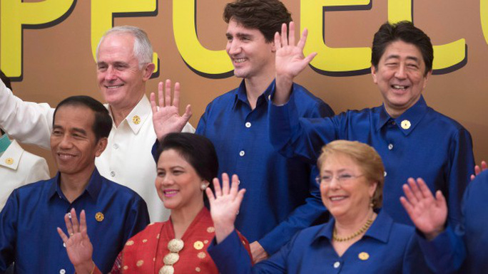 Họp báo nửa đêm, Canada thông báo đạt thoả thuận phần cốt lõi cho TPP-11 - Ảnh 2.