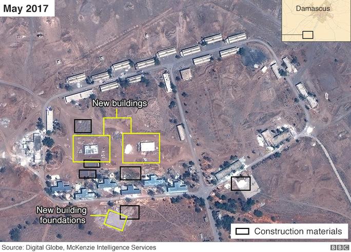 Iran xây căn cứ quân sự tại Syria? - Ảnh 2.