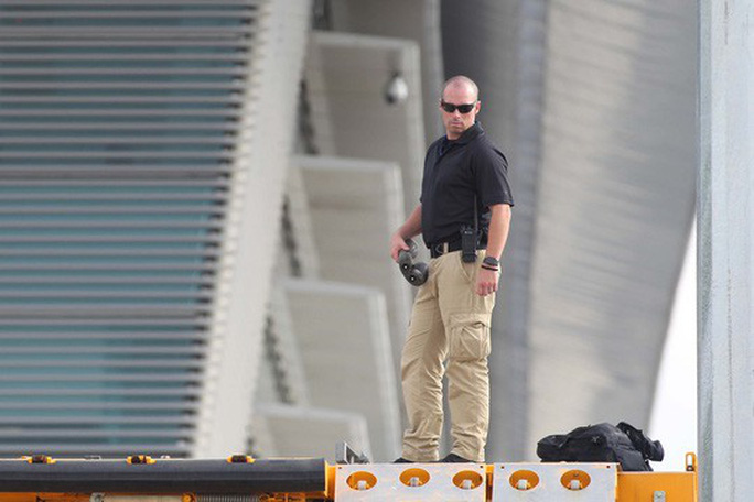 Công việc thầm lặng của đội chống bắn tỉa, mật vụ Mỹ - Ảnh 2.