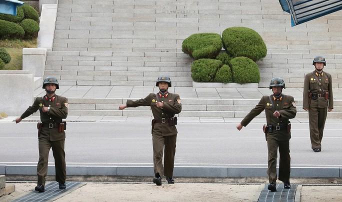 Hai vụ việc bất thường tại biên giới Triều Tiên - Ảnh 1.