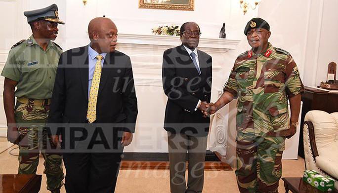 Mập mờ số phận Tổng thống Zimbabwe - Ảnh 4.