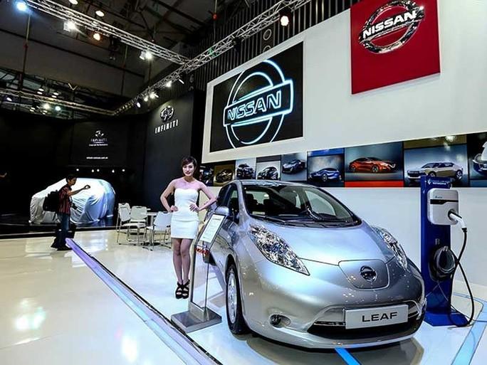 Việt Nam sắp có ô tô điện giá rẻ - Ảnh 1.