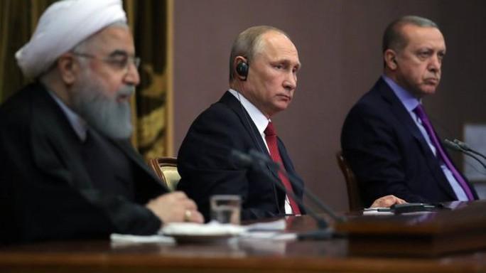 Tổng thống Putin đi tắt đón đầu ở Syria - Ảnh 1.